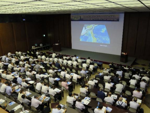 「新しい海洋産業の創出による地域の発展と人材育成に関するシンポジウム」Image